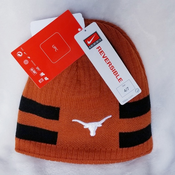 42d79756808 Texas Longhorns Nike Baby Boy Hat. M 5b09aba03b1608cd69ec1212